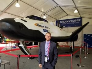 Image of the Dream Chaser.