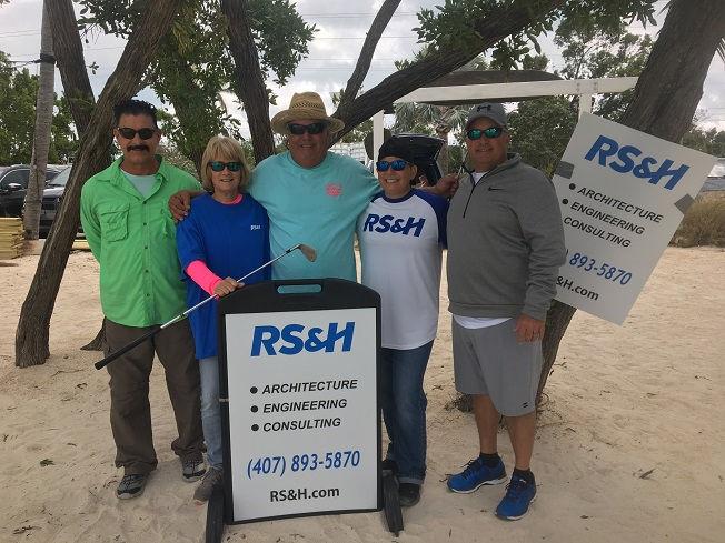RS&H's Marathon Florida Team Supporting the Community