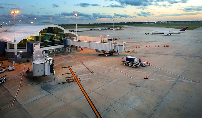 How the CARES Act Affects Airport Funding