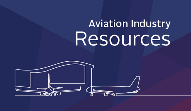 Aviation industry resources for a safer passenger experience.