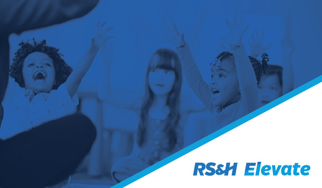 RS&H Elevate fund reaches a milestone with $300,000 in community involvement.